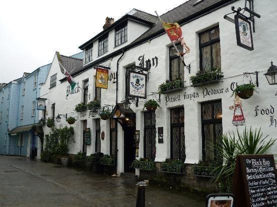 Hauted Hotel in Caernarfon