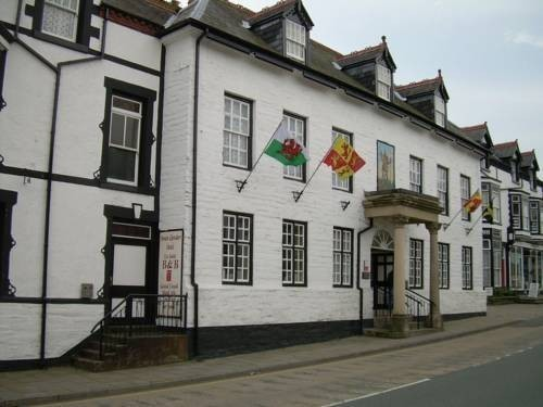 Haunted Hotel in Corwen