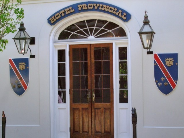 The Provincial Hotel new orleans haunted