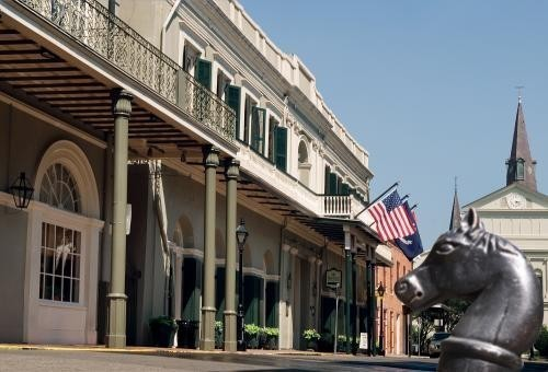 Bourbon Orleans Hotel New Orleans Haunted