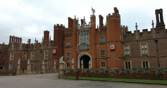 The Historic Hampton Court Palace