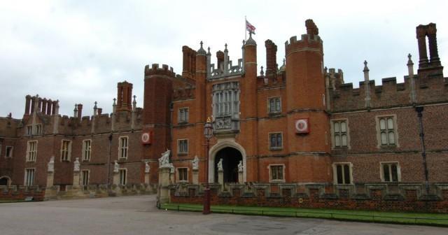 The Historic Hampton Court Palace