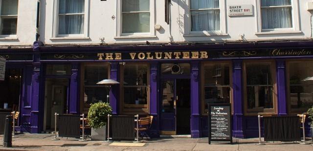 The Volunteer, Baker Street