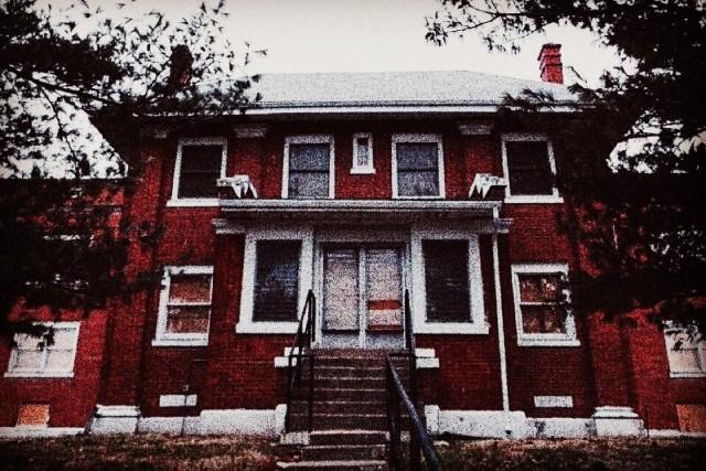 The Floyd County Asylum in New Albany