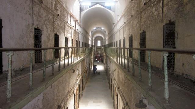 Eastern State Penitentiary, Philadelphia, US. aka ESP.
