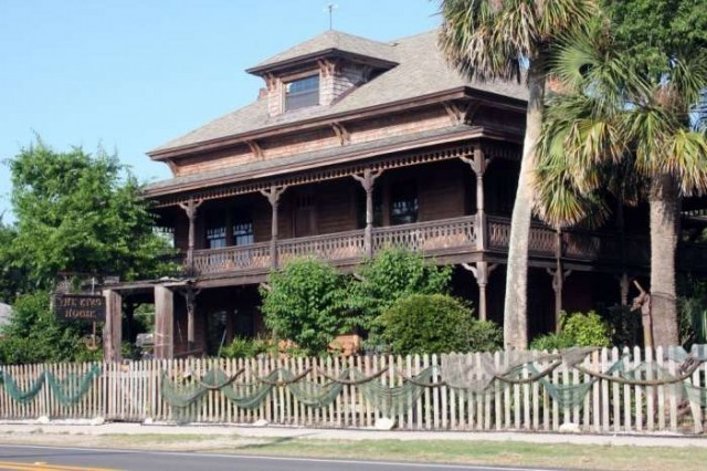 The King House, Mayport, Jacksonville