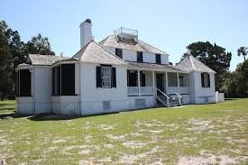 Kingsley Plantation - Old Red Eyes,Jacksonville