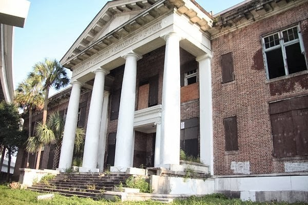 Annie Lytle School-The DEVILS School, jacksonville
