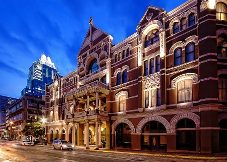 The with Driskill Hotel haunted room 525 is the one that gets the most mentions but is by no means the only paranormal connection within the historic building.
