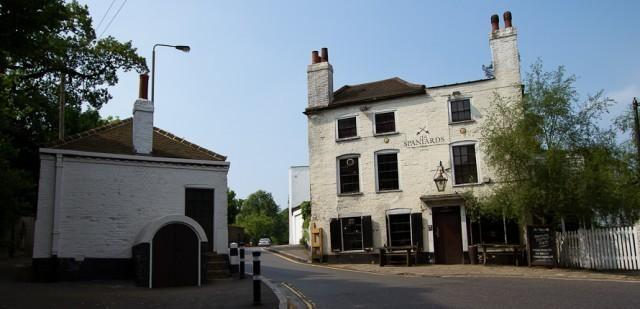 The Spaniard's Inn, Hampstead