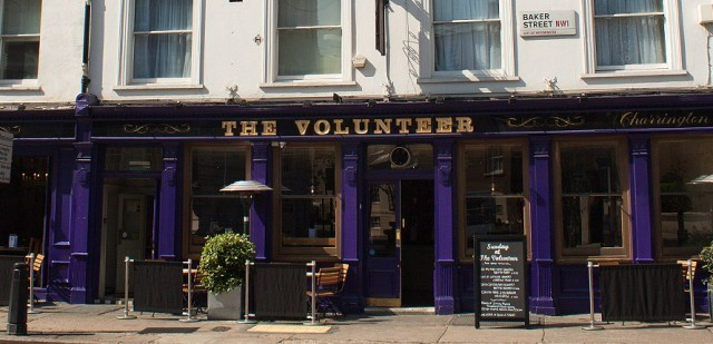 The Volunteer, Baker Street
