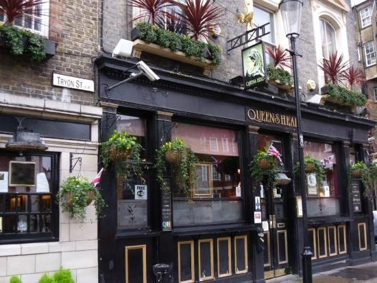 The Old Queens Head, Islington