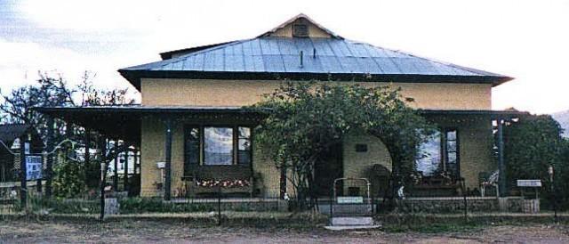Burford House.