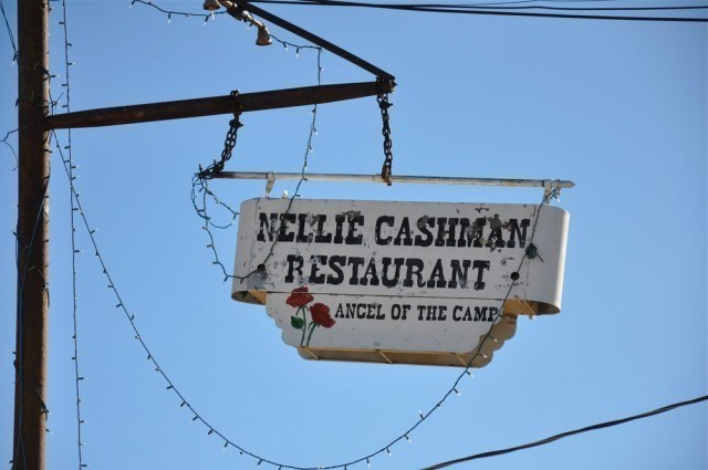 Nellie Cashman's Restaurant.