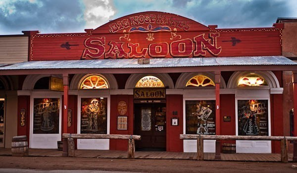 Big Nose Kate's Saloon.