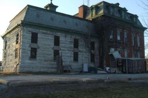 The Haunted Jail, Columbia City.