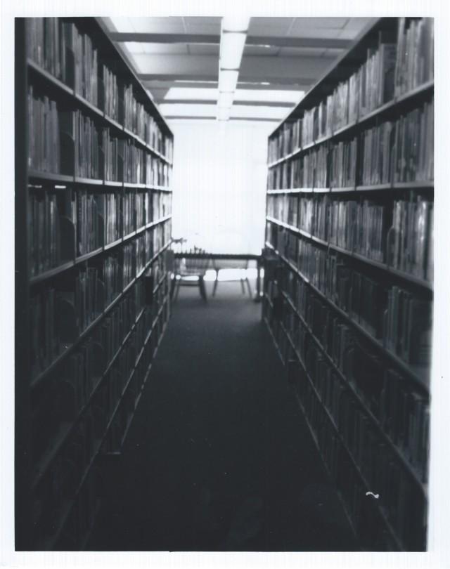Library at the University of Saint Francis, Fort Wayne.