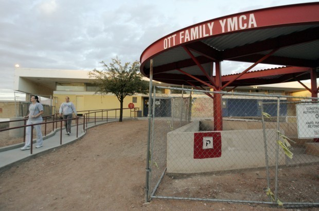 Ott Family YMCA.