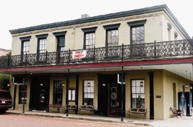 The Historic Jefferson Hotel, Jefferson, Texas