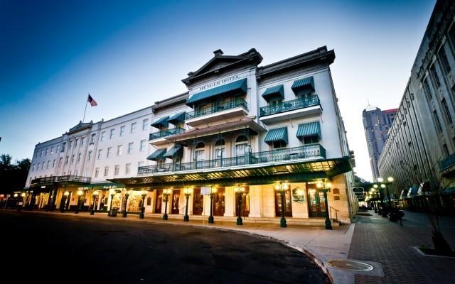 Menger Hotel, San Antonio, Texas