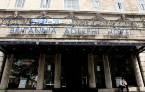 Adelphi Hotel Liverpool - Haunted
