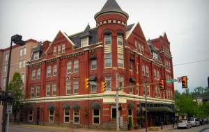 Blennerhassett Hotel Haunted