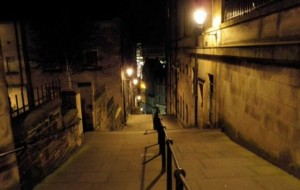 Mary Kings Close Edinburgh