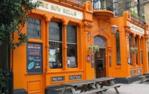 Haunted Pubs Of London