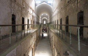Haunted Eastern State Penitentiary
