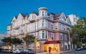 Haunted Hotels in San Francisco