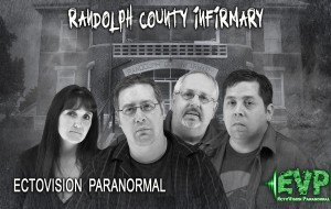 Paranormal Investigation of The Randolph County Infirmary