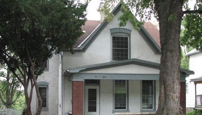 The Sallie House.