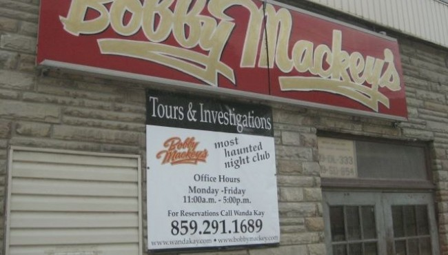 Bobby Mackey's music World - Wilder, Kentucky.