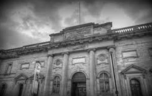 Galleries Of Justice,Nottingham.