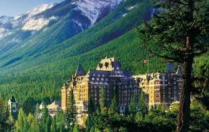 Fairmont Banff Springs Hotel,Canada